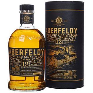 Aberfeldy Highland Single Malt Whisky 12 Jahre