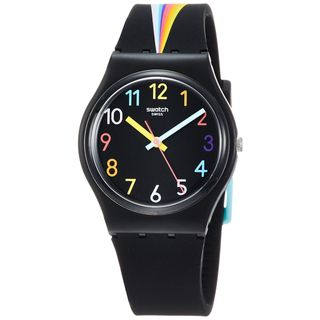 Swatch Herren Analog Quarz Uhr GB311