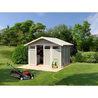 Grosfillex Utility Garden Shed