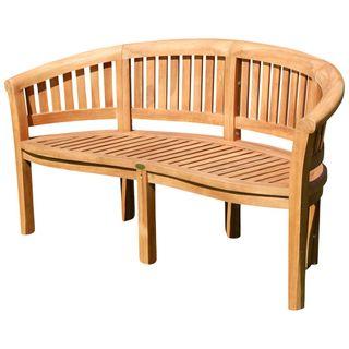 Gartenbank 3 Sitzer 150 cm Sitzbank Metallbank Parkbank für 2-3 Personen grau