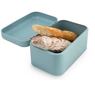 Brotbox Alva M/L aus Metall Brotkasten