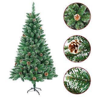 AUFUN Künstlich Weihnachtsbaum 240cm Künstlicher Weinachts