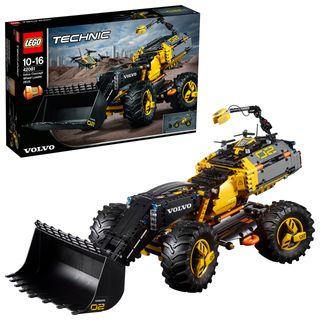 LEGO Technic Volvo Konzept-Radlader Zeux