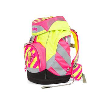 ergobag StrahleBär Kinder-Rucksack Neon Pink