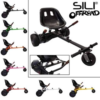 SILI Off-Road-Hoverkart