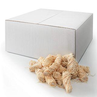 Öko Anzündwolle 10KG Premium-Holzwolle Anzünder