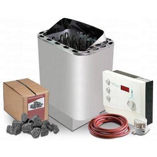 Sawo Nordex Saunaofen 9 kW + Saunasteuerung