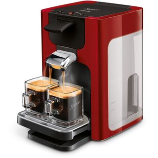 Philips Senseo Quadrante HD7865/80 Kaffeepadmaschine