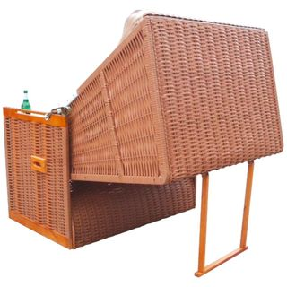 2-Sitzer Strandkorb Toskana