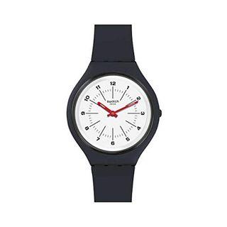 Swatch Unisex Erwachsene Analog Quarz Uhr SVUM104