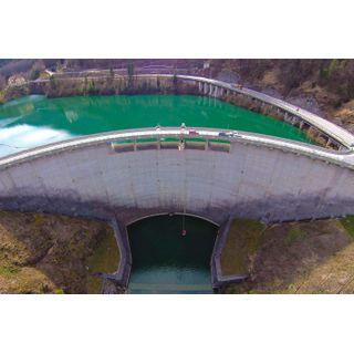Jochen Schweizer Geschenkgutschein: Bungee am Staudamm Klaus in Oberösterreich