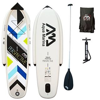 Aqua Marina PERSPECTIVE+ALU-Paddle Paddle Board