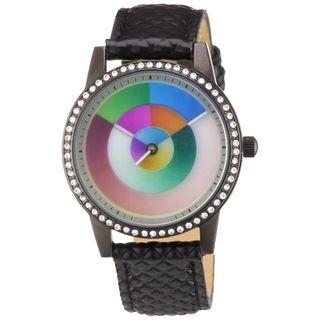 Rainbow e-motion of color Damen-Armbanduhr Avantgardia hurry