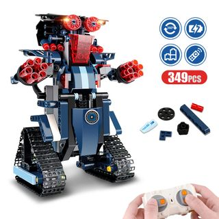 Baustein Roboter Spielzeug Kinder