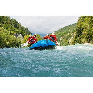 Jochen Schweizer Geschenkgutschein: Rafting Doppeltour im Ötztal