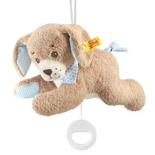 Steiff 239700 Gute Nacht Hund Spieluhr