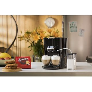 Philips Senseo HD6570/60 Latte Duo Kaffeepadmaschine