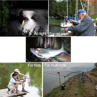 Bissanzeiger Angeln Fischen Karpfenangeln Bite Indicator Bissmelder Bissalarm