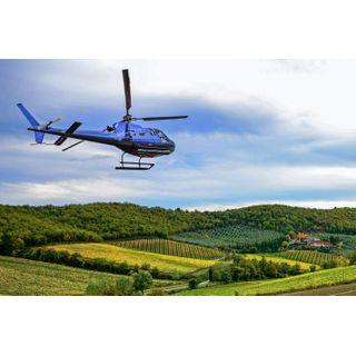 Jochen Schweizer Geschenkgutschein: Hubschrauber Rundflug