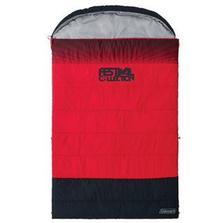 Coleman Schlafsack Festival Double