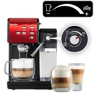 Breville PrimaLatte II Kaffee- und Espressomaschine VFC109X-01