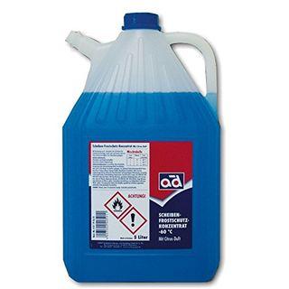 ad-Scheibenfrostschutzkonzentrat bis -60° C 5 Liter Kanister