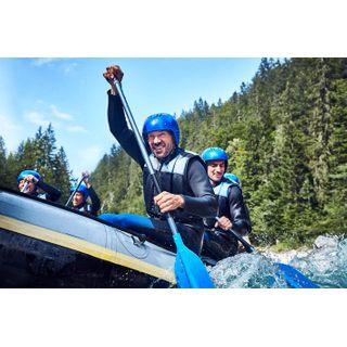 Jochen Schweizer Geschenkgutschein: Rafting Tour Entenlochklamm