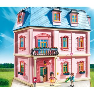 Playmobil 5303 Romantisches Puppenhaus