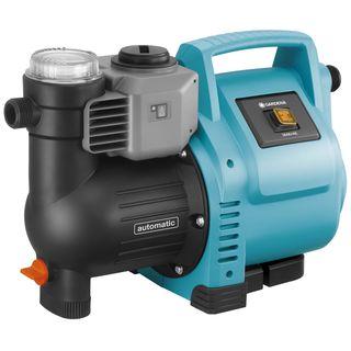 Gardena Hauswasserautomat 3500/4E: Robuste Hauswasserpumpe