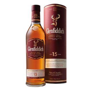 Glenfiddich Solera VAT Geschenkdose Single Malt Scotch Whisky 15 Jahre