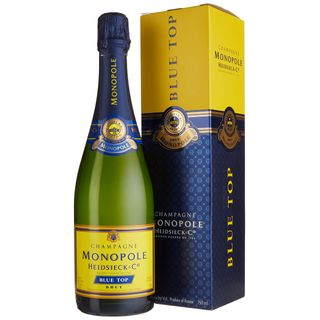 Champagne Monopole Heidsieck Blue Top Brut