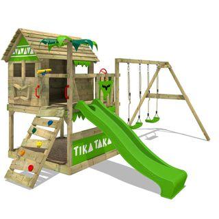 FATMOOSE Spielturm TikaTaka Town