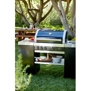 LG Outdoor gsil45ss Grill Stream Gourmet