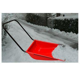 DEMA Schneeschieber Schneewanne 600