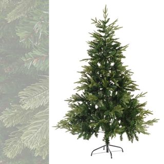 MACOShopde by MACO Möbel Künstlicher Weihnachtsbaum 180 cm aus PE Spritzguss