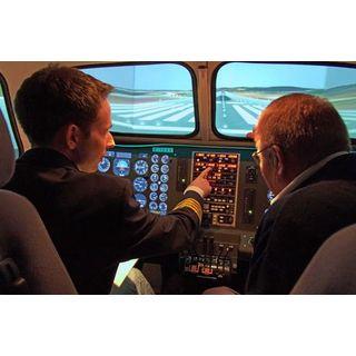 Jochen Schweizer Geschenkgutschein: Flugsimulator King Air 200 in Stuttgart