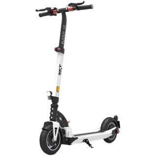 SXT Scooters BuddyV2-E E-Scooter Weiß Lithium 36V 10.4Ah Straßenzulassung: