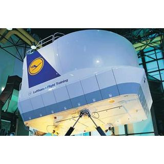 Jochen Schweizer Geschenkgutschein: Boeing 737 Lufthansa Flugsimulator