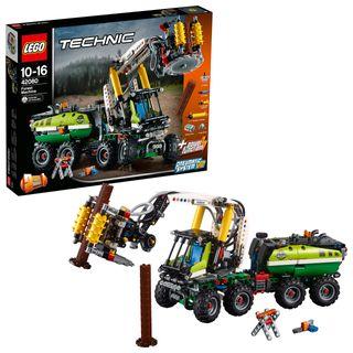 LEGO Technic Harvester-Forstmaschine