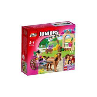 LEGO Juniors 10726 Stephanies Pferdekutsche