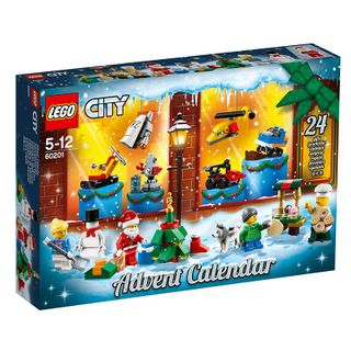 LEGO City Adventskalender Sept