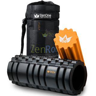 Faszienrolle Hart & Weich ZenRoller 2in1