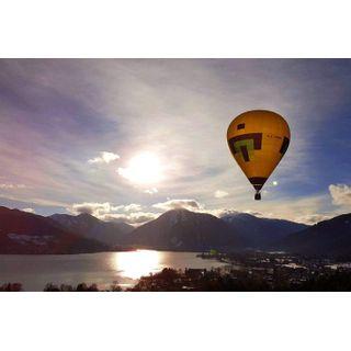 Jochen Schweizer Geschenkgutschein: Romantische Ballonfahrt im Saarland