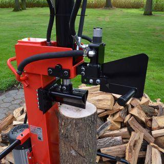 Profi Holzspalter der neuen Generation
