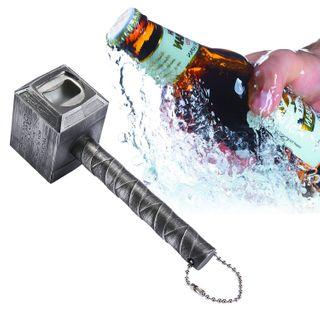 niceEshop Bier Flaschenöffner Hammer von Thor Flaschenöffner lustig Bier