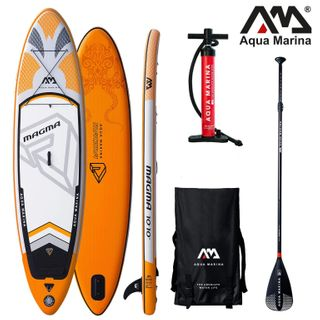 Aqua Marina Magma 2019 SUP Board Inflatable Stand Up Paddle Surfboard Paddel
