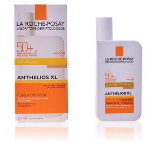 XL LSF 50+ Getöntes Gesichtsfluid