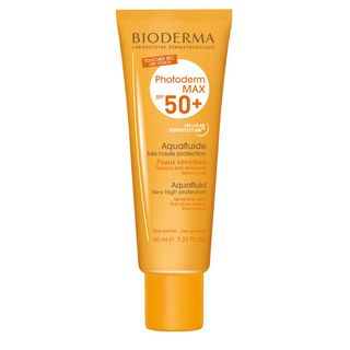 BIODERMA Photoderm Max Aquafluido Spf 50 plus Sonnencreme