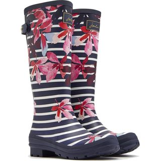 the latest 3ac6c 61902 Tom Joule Welly Print Damen Gummistiefel in Verschiedenen Farben