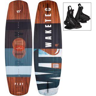 WAKETEC Wakeboard-Set Play 139 cm